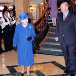 Cunard celebrates many happy returns of The Queen 12