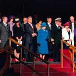 Cunard celebrates many happy returns of The Queen 13