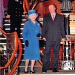 Cunard celebrates many happy returns of The Queen 14
