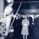 Cunard celebrates many happy returns of The Queen 5