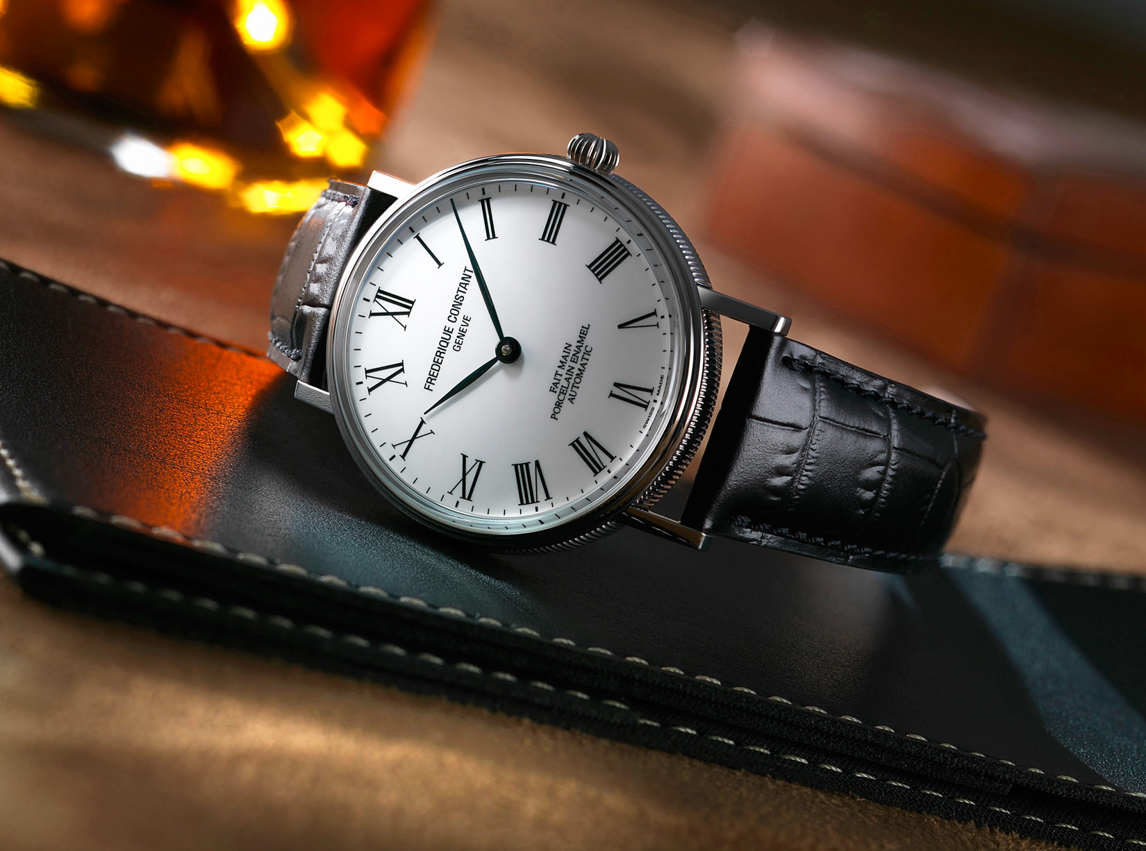 Frederique Constant Limited Edition Classics Art Of Porcelain