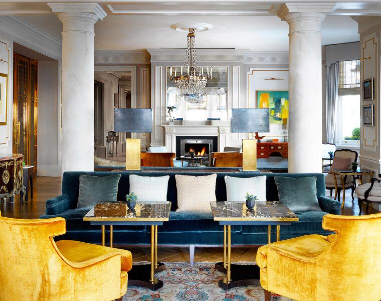 Gluten-Free Afternoon Teas At The Kensington Hotel, London