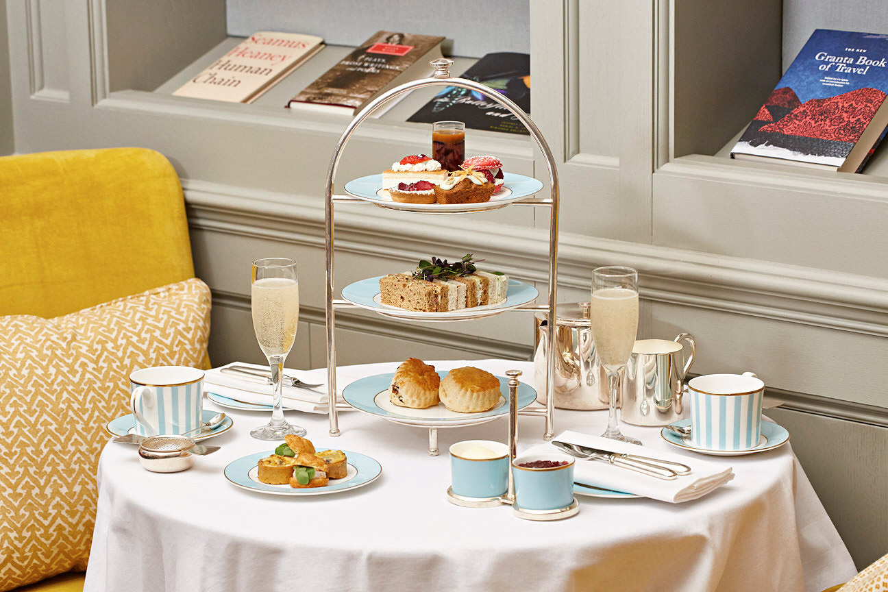 Afternoon Teas At The Kensington Hotel, London