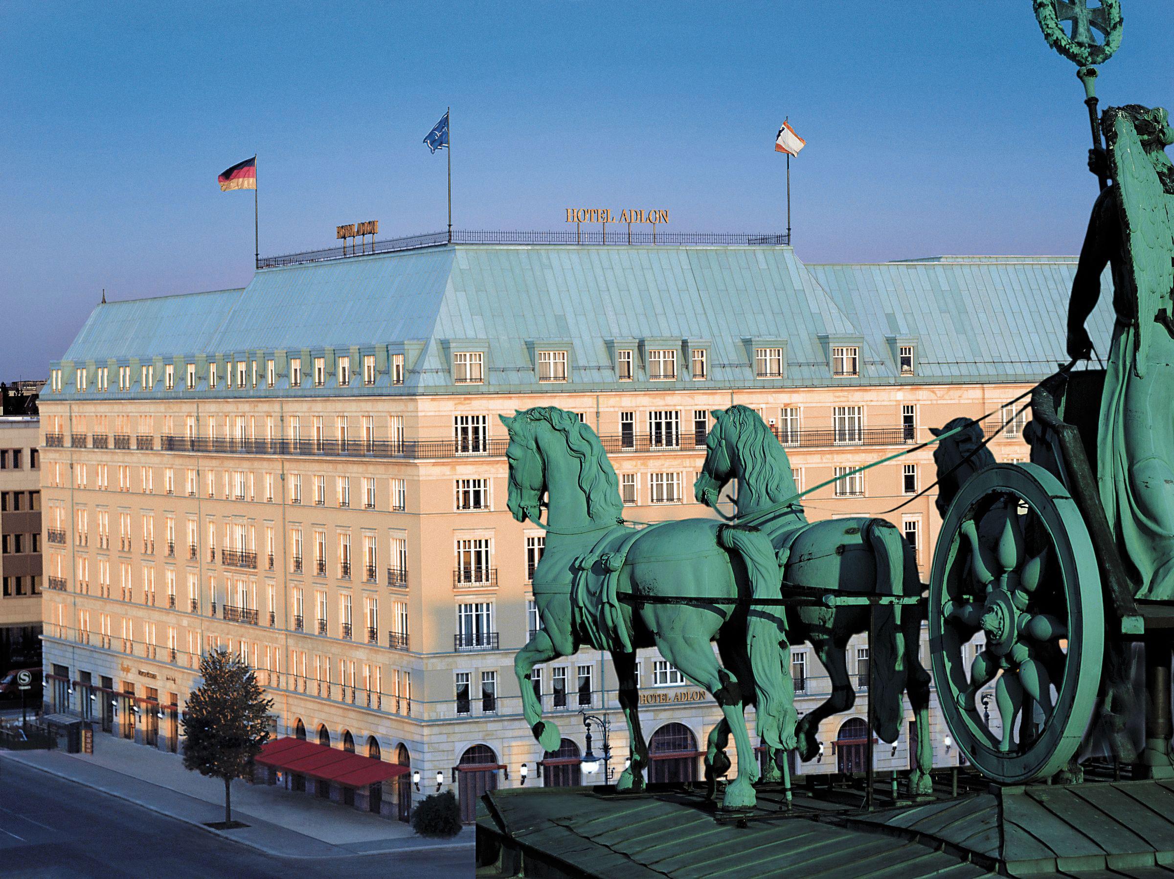 Jamie Ndah Experiences A Luxurious Stay In Beautiful Berlin