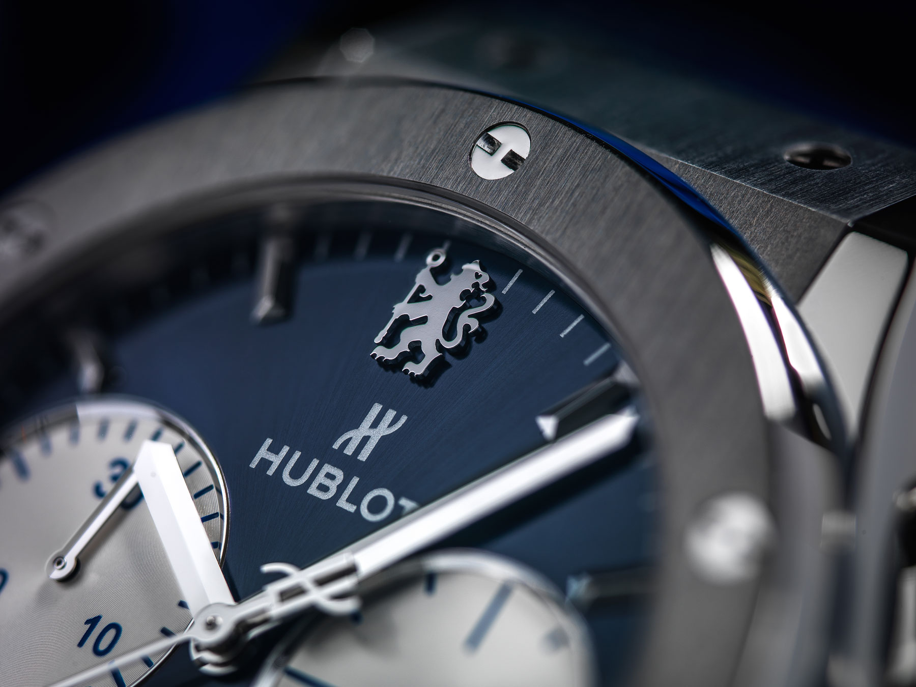 Hublot introduces The Classic Fusion Chronograph Chelsea