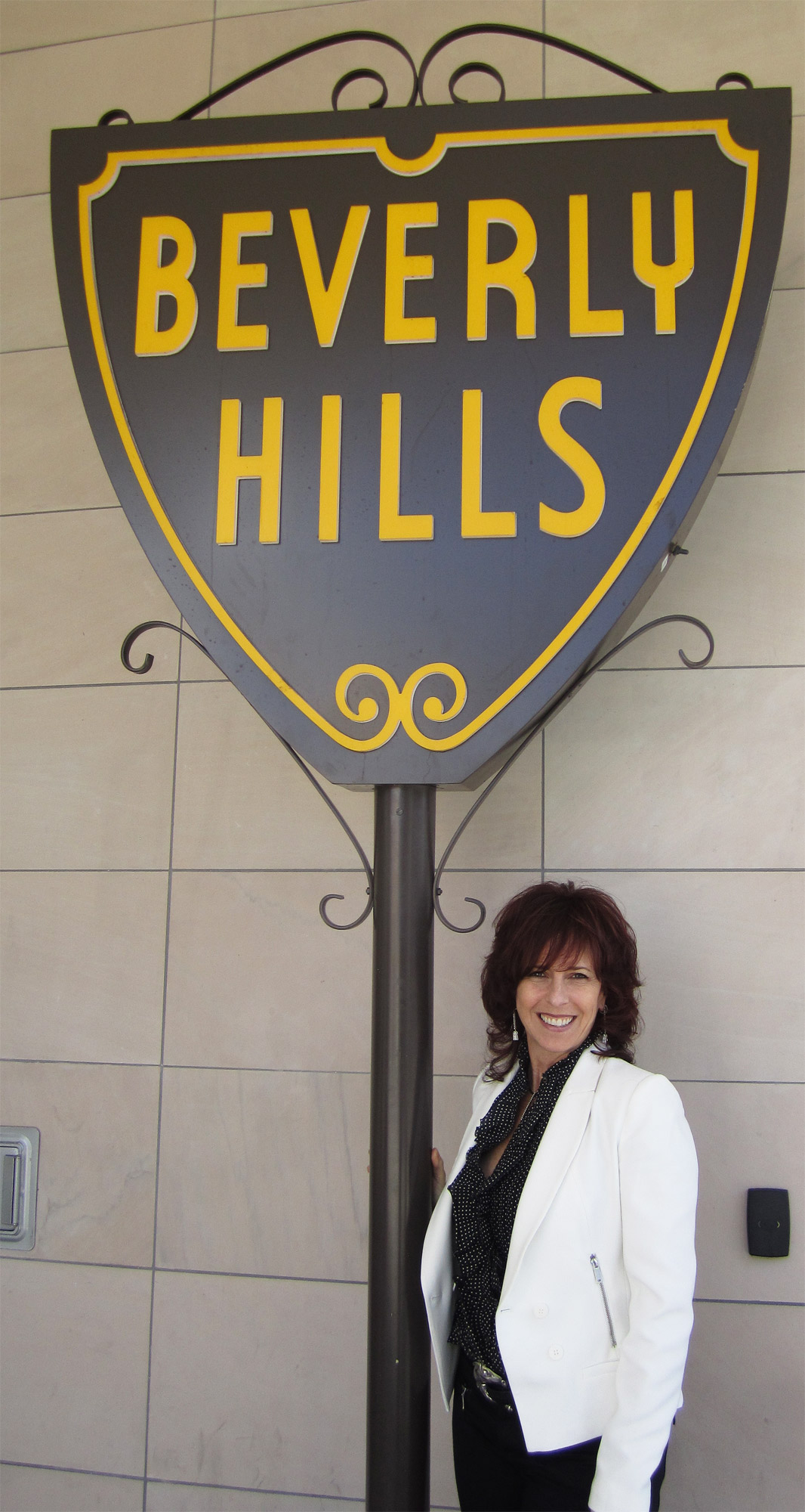 Julie Wagner, CEO Of Beverly Hills Conference & Visitors Bureau