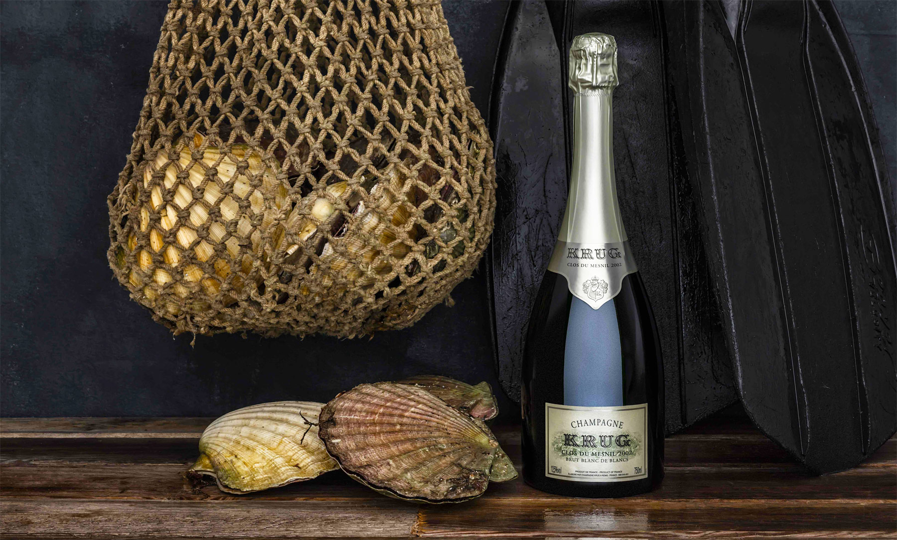 Krug's Clos du Mesnil 2002 To Arrive Just In Time For May Day