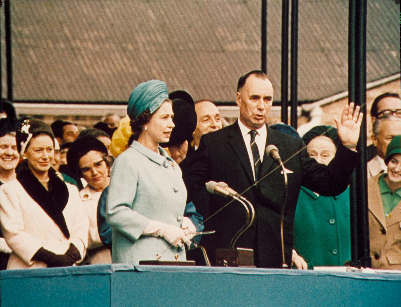 Launch of Queen Elizabeth 2 – Wednesday 20 September 1967