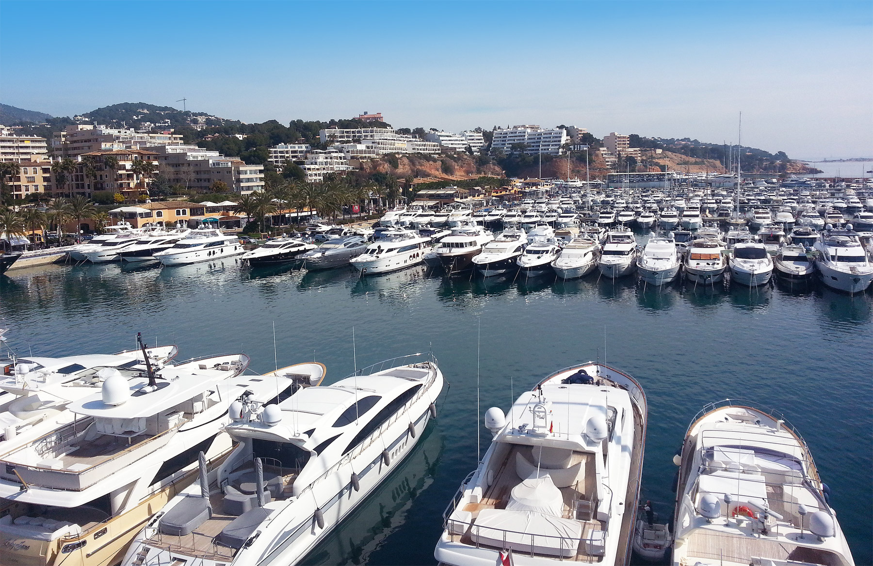 Puerto Portals - A Spanish Jewel Fit For A King