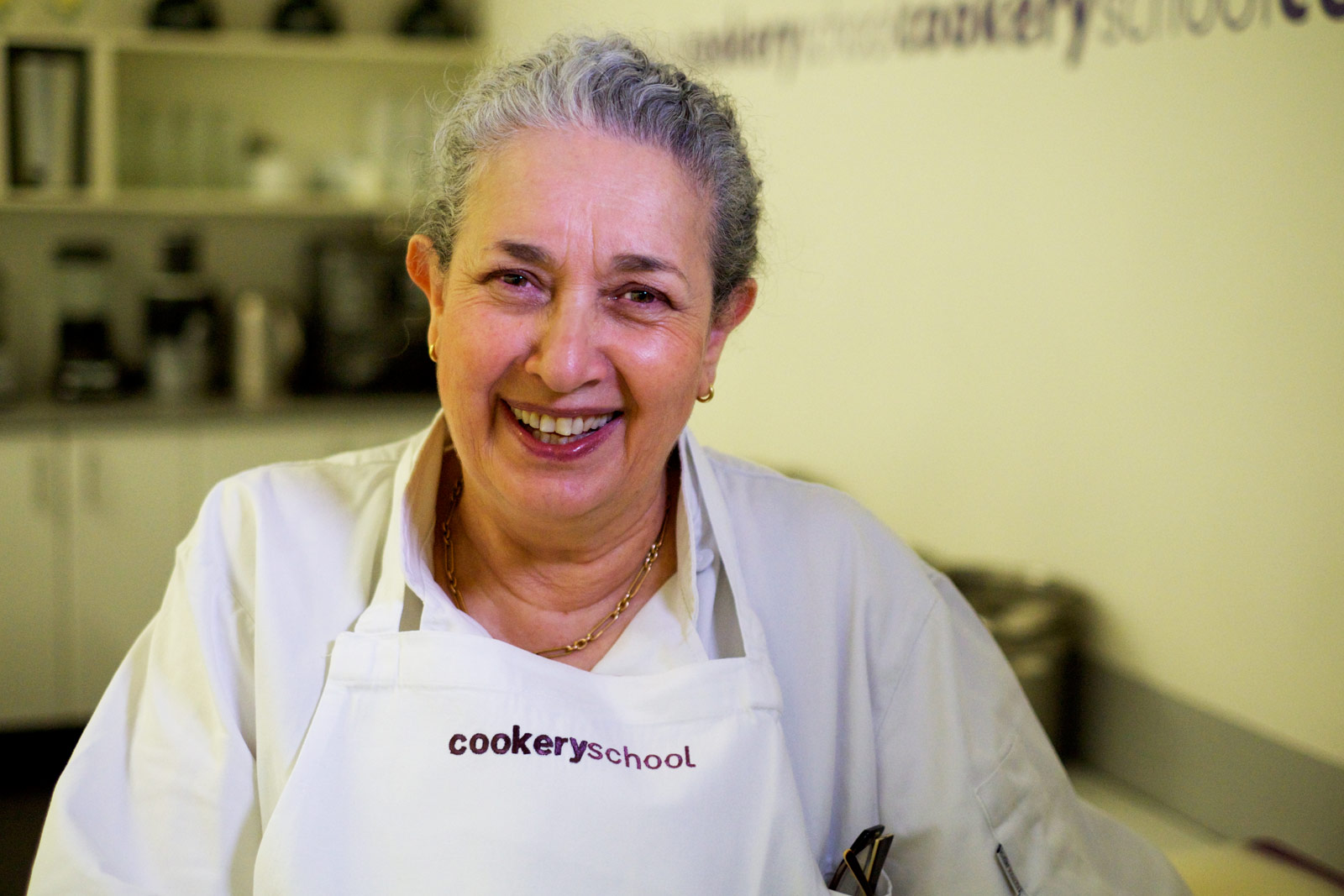 Rosalind Rathouse, Founder Of Cookery School At Little Portland Street