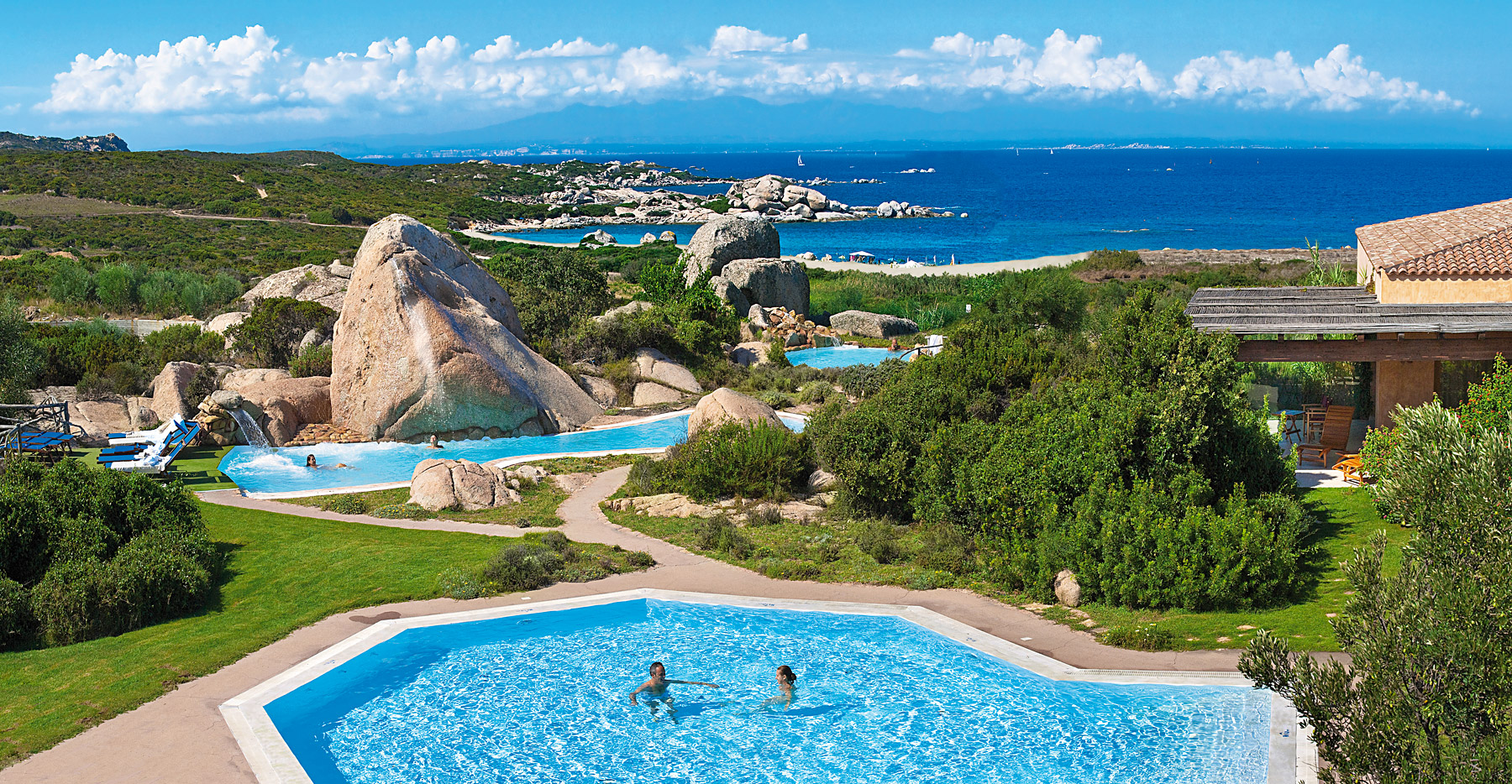 Experiencing Some Sardinian Spa And Sea Splendour At Delphina Resorts