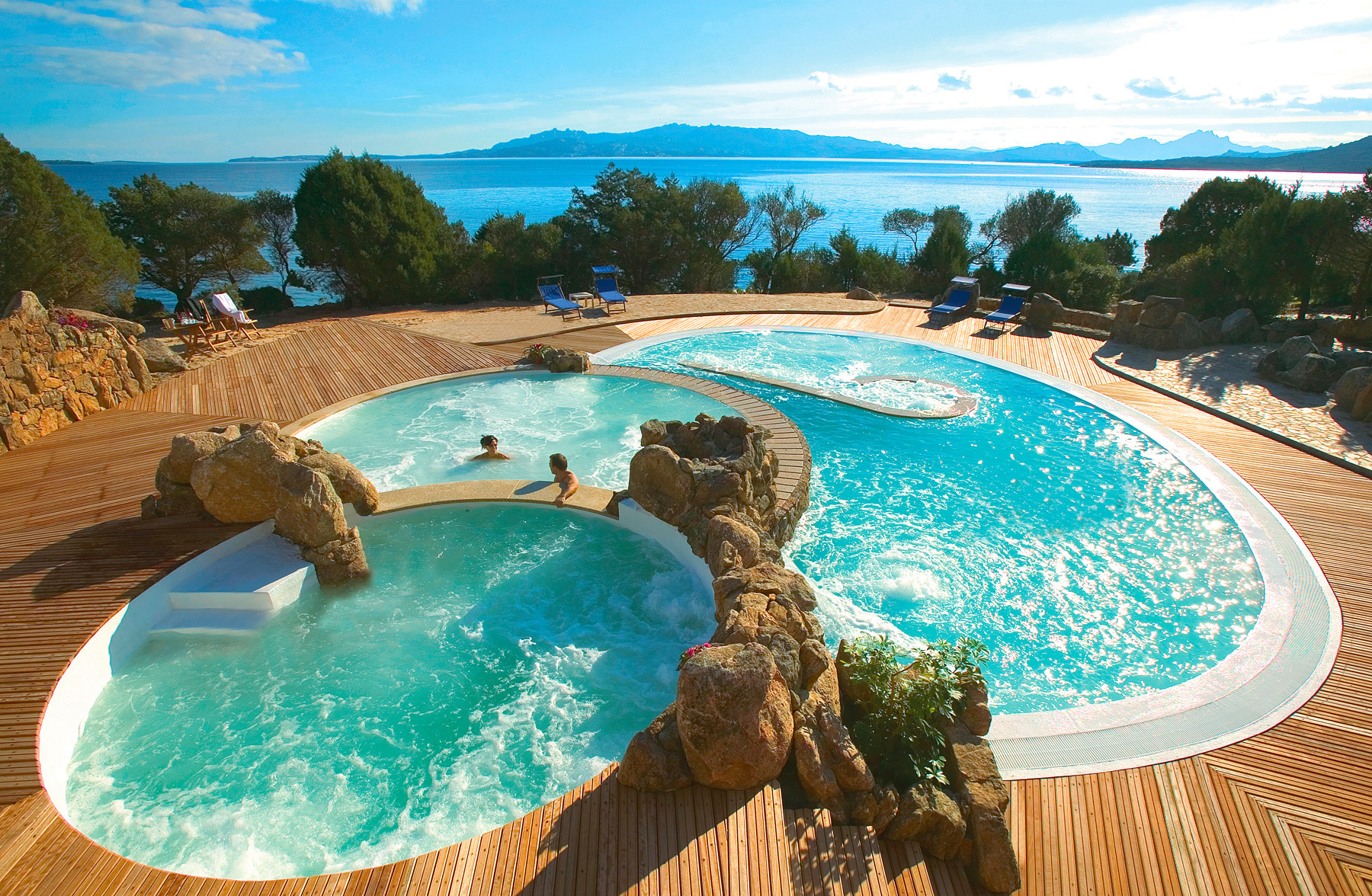 Experiencing Some Sardinian Spa And Sea Splendour With Delphina Resorts