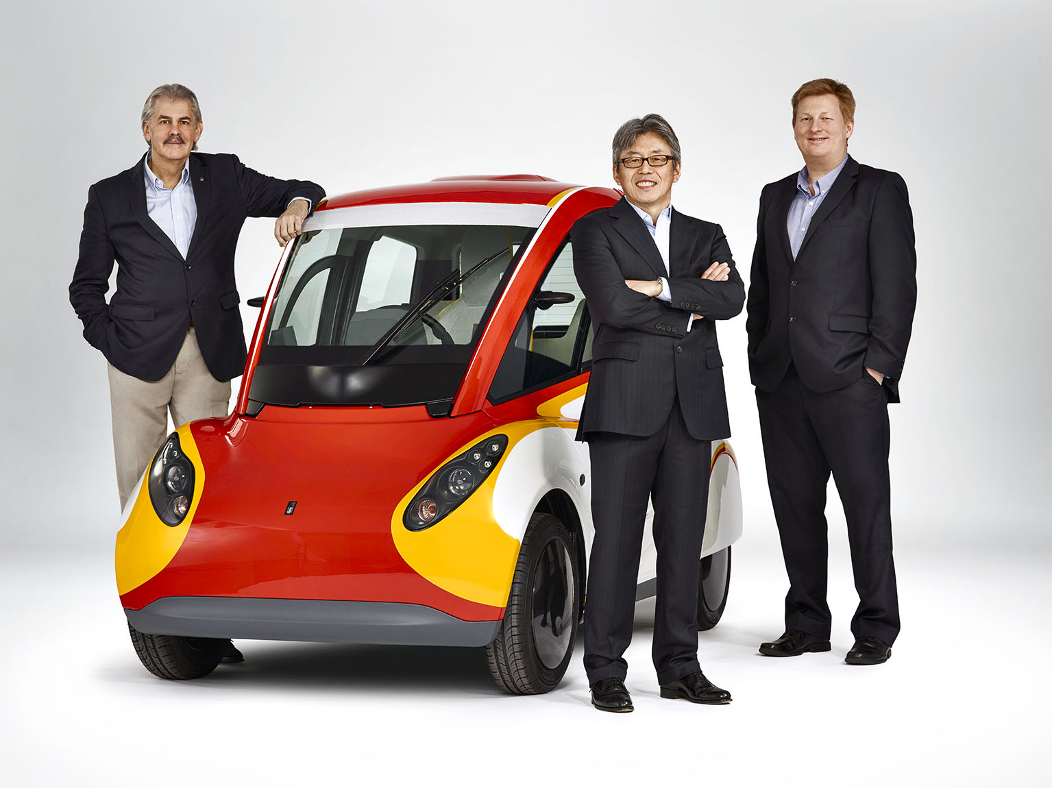 Shell Unveils 107mpg Gasoline-Based Ultra Energy Efficient Concept Car
