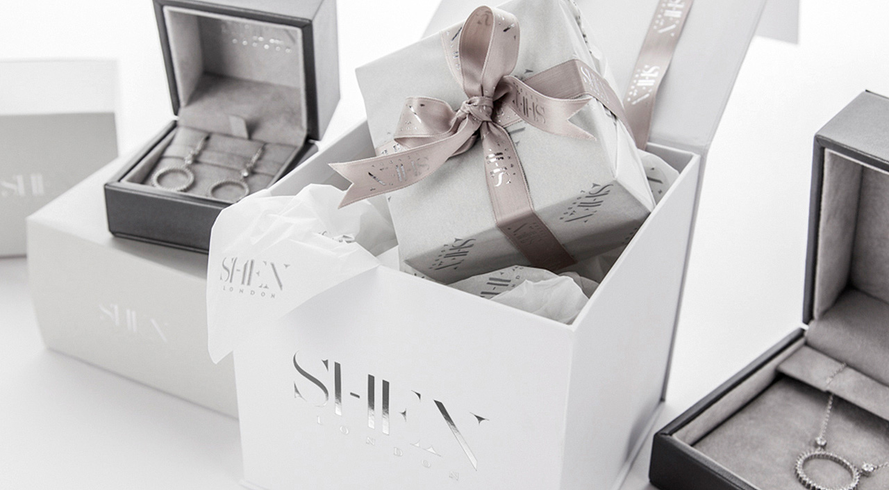 Shen London packaging