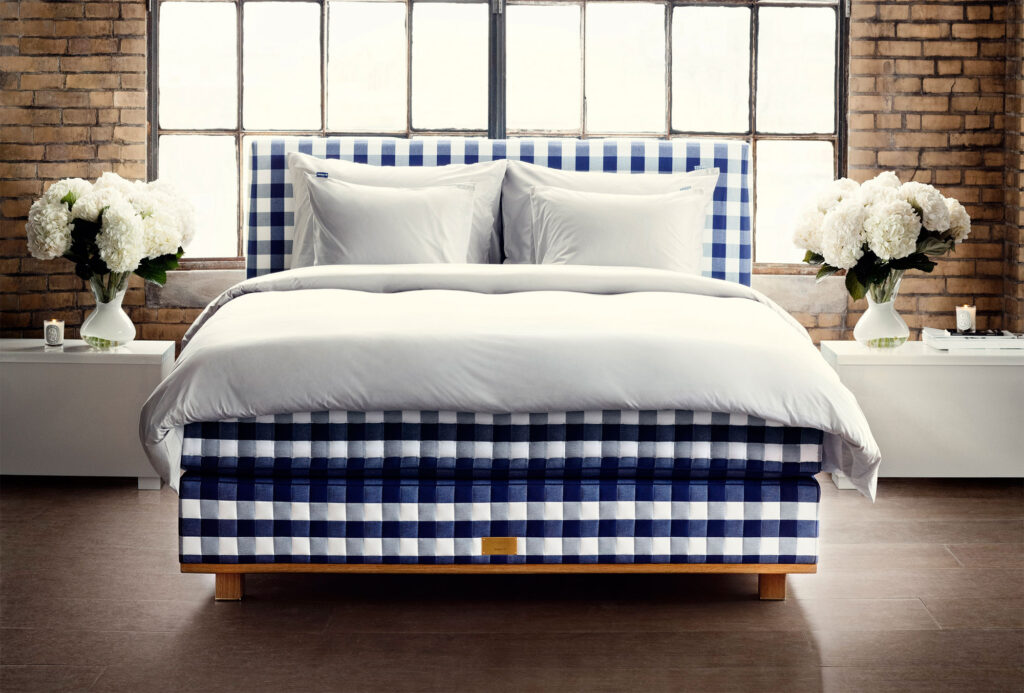 The Hästens Vividus The World's Most Luxurious Bed