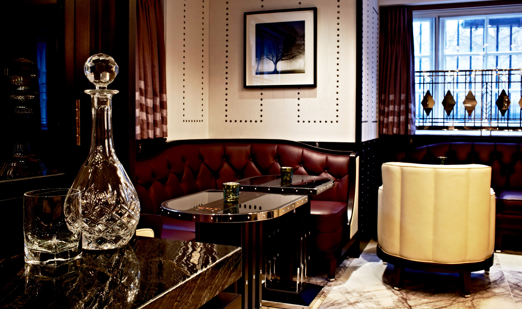 Simon Wittenberg witnesses the launch of one of London's most exclusive rums