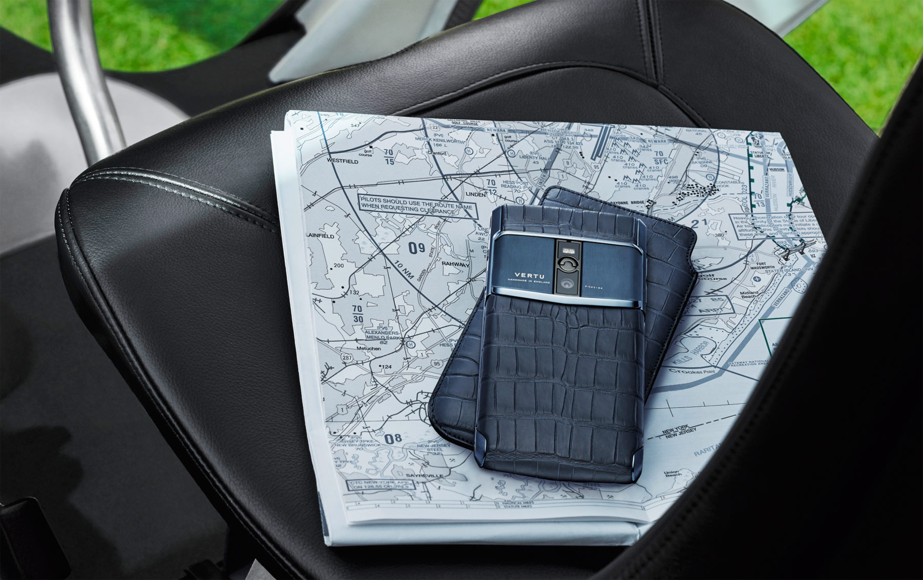 The Vertu Signature Touch - Your Trusted Luxury Confidant 1