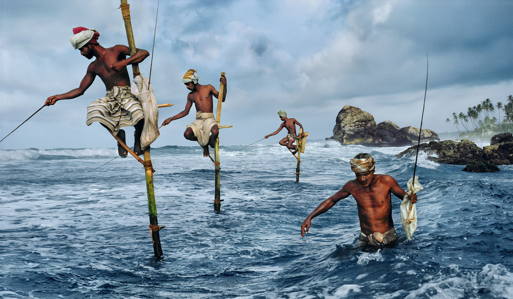 The World Of Steve McCurry – A Celebration of A Photographic Master
