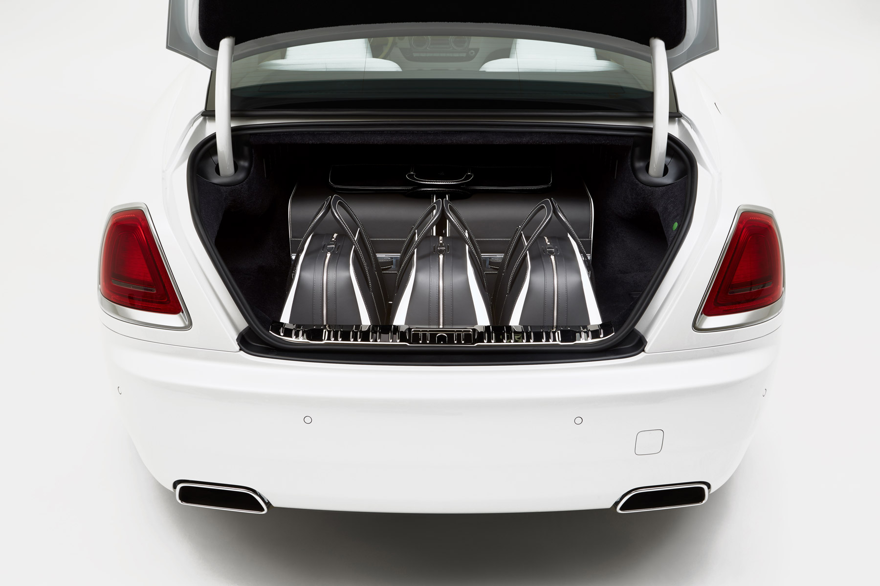 Rolls-Royce Motor Cars Introduce The Wraith Luggage Collection