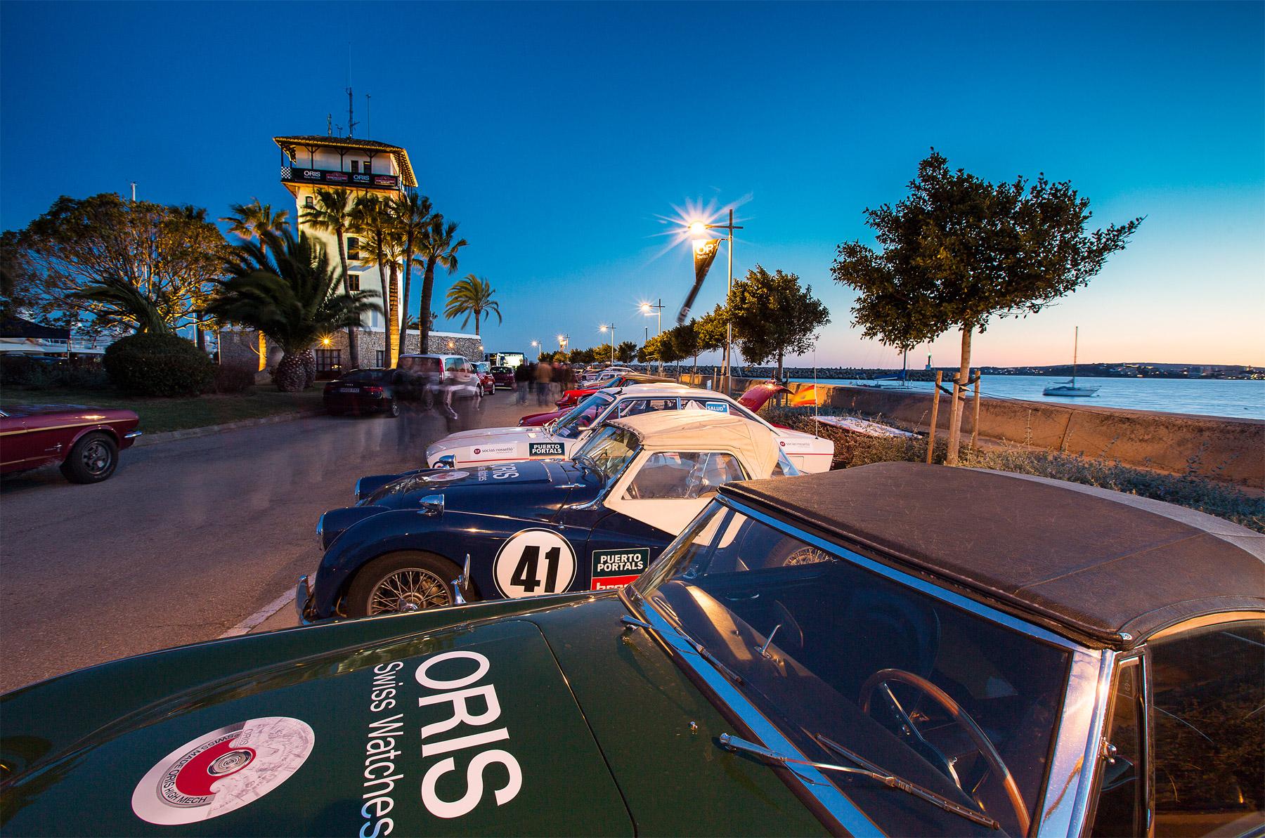 Oris Rally Clásico