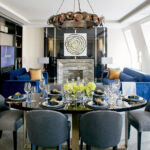 Glitz & Glamour Inspired 1920's Penthouse At London's 12 Charles Street 9