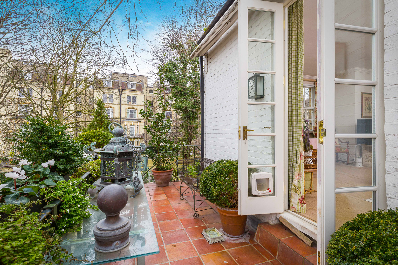 Chelsea Home On The Site Of Artist Augustus John's Studio Comes To Market