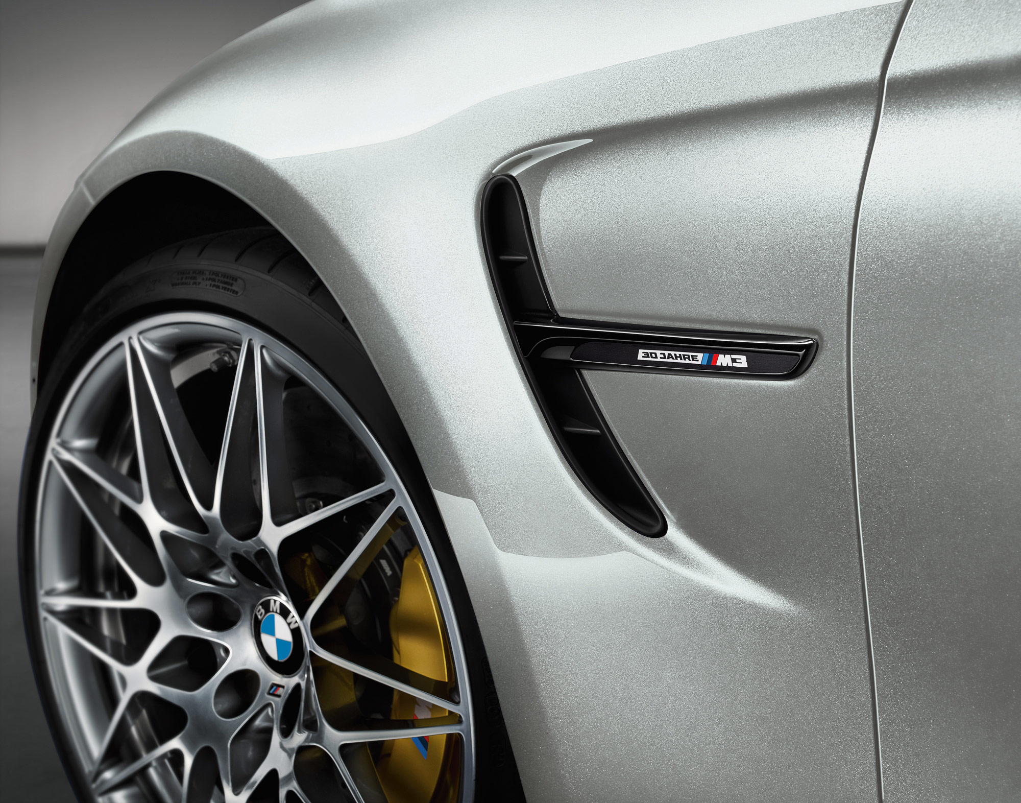 The BMW M3 30 Jahre Edition - Celebrating 30 Years Of Brilliance 7