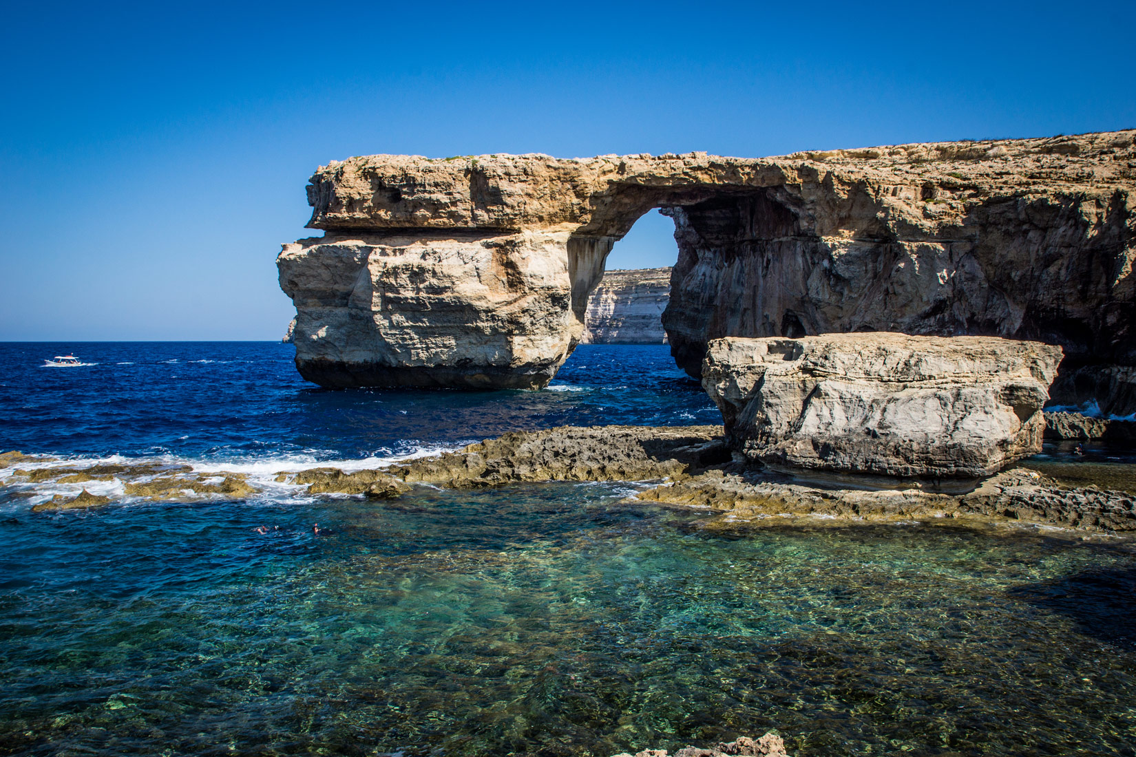 The magnificent Azure Window