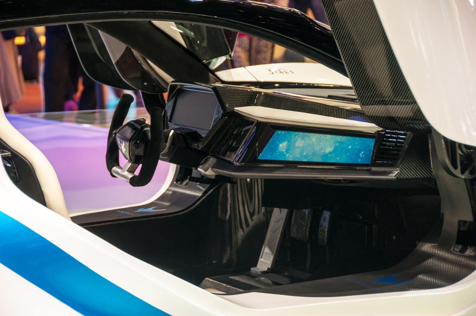The BAIC Arcfox-7 Electric Supercar, China's Very Pretty Answer To Tesla 8