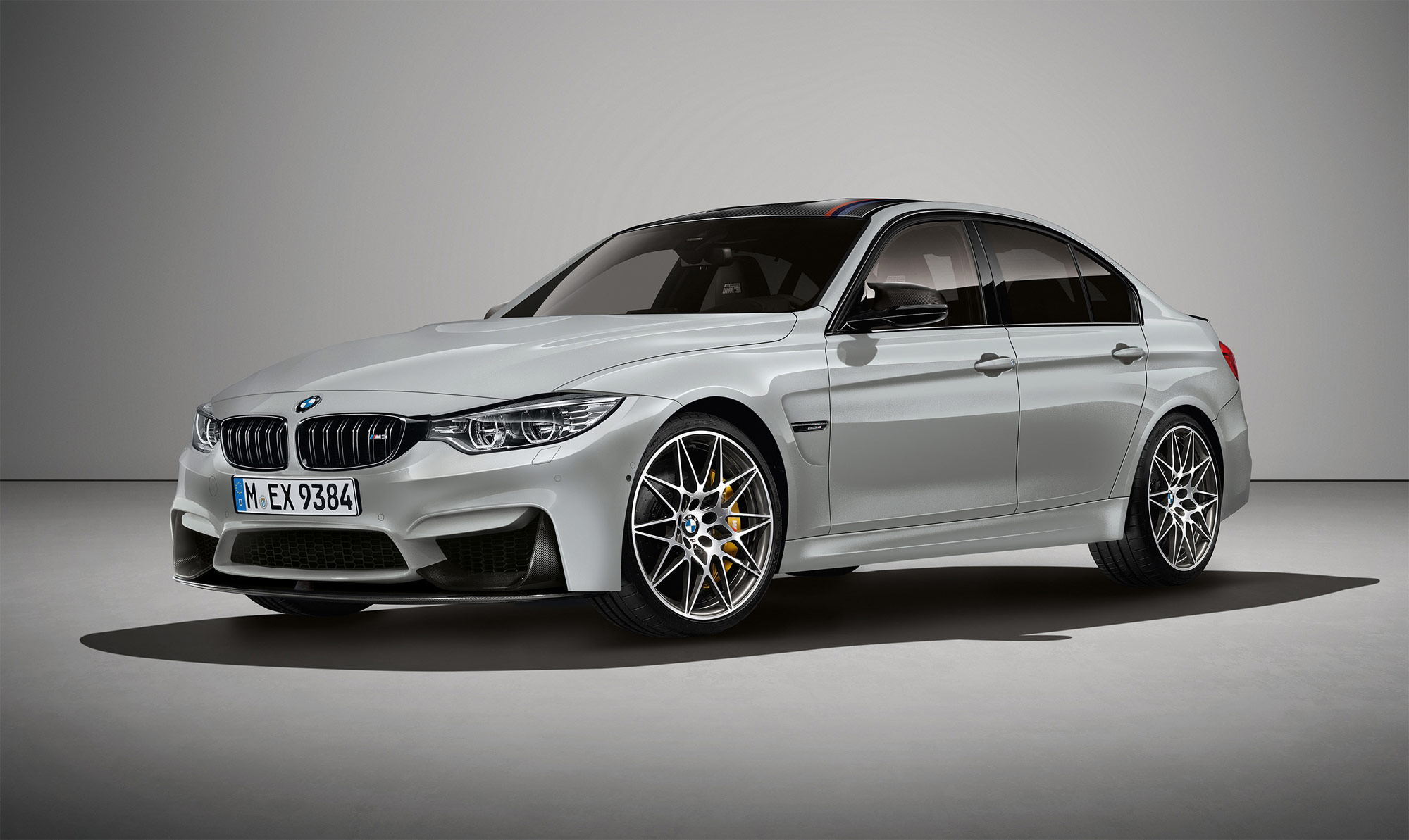 The Bmw M3 30 Jahre Edition Celebrating 30 Years Of