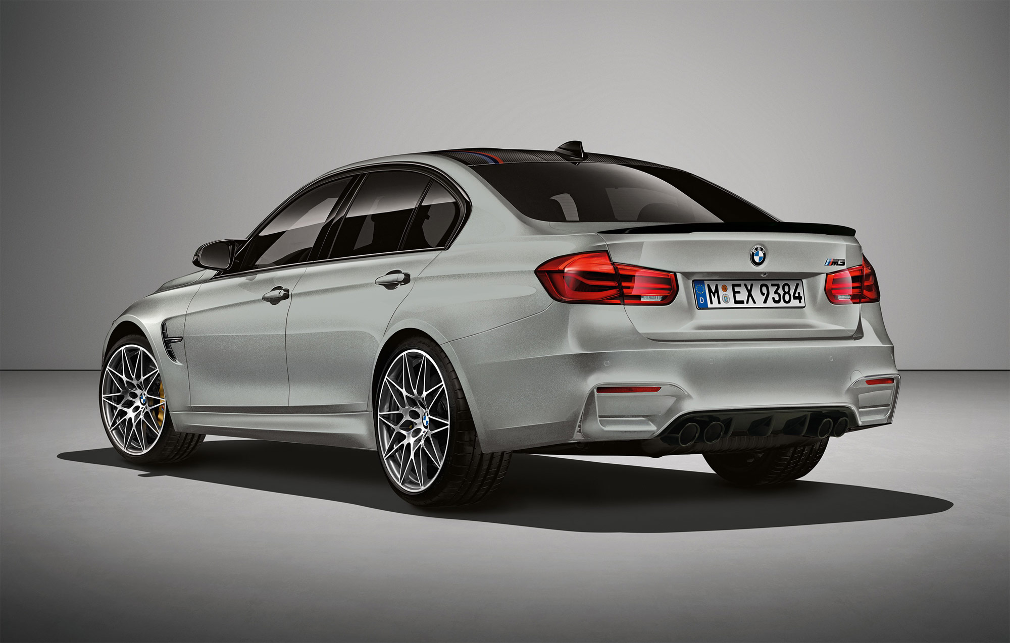 The BMW M3 30 Jahre Edition - Celebrating 30 Years Of Brilliance 8