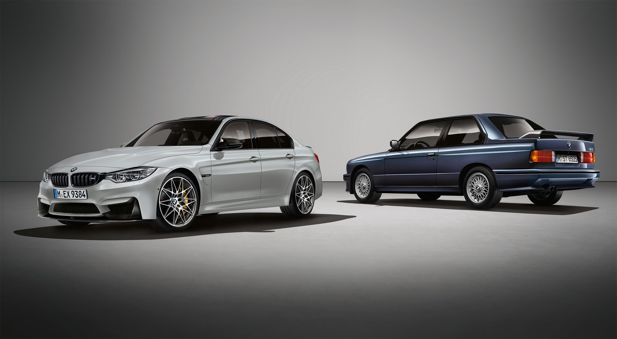 The BMW M3 30 Jahre Edition - Celebrating 30 Years Of Brilliance