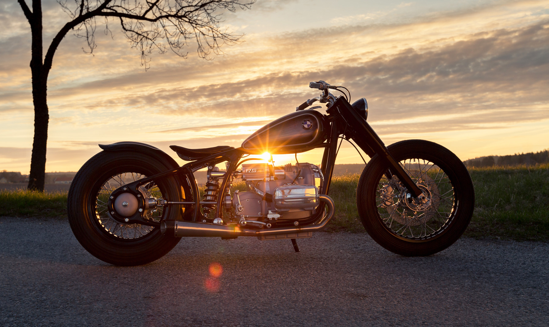 Custom Meets Heritage With The BMW Motorrad R 5 Hommage