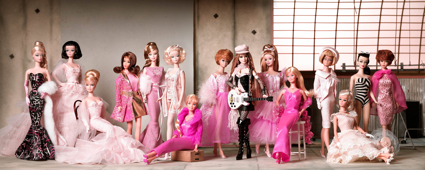 Barbie. The Icon Exhibition Heads To Palazzo Albergati in Bologna