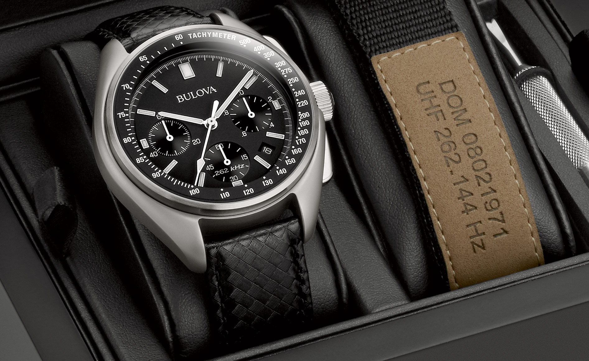 Bulova Revisits The Moon With Their Commemorative Chronograph Watch