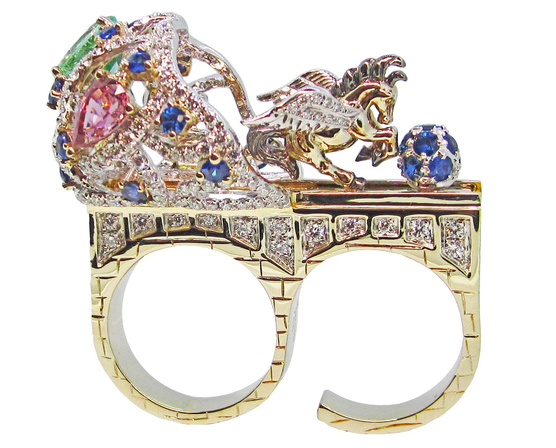 Chariots of Treasures