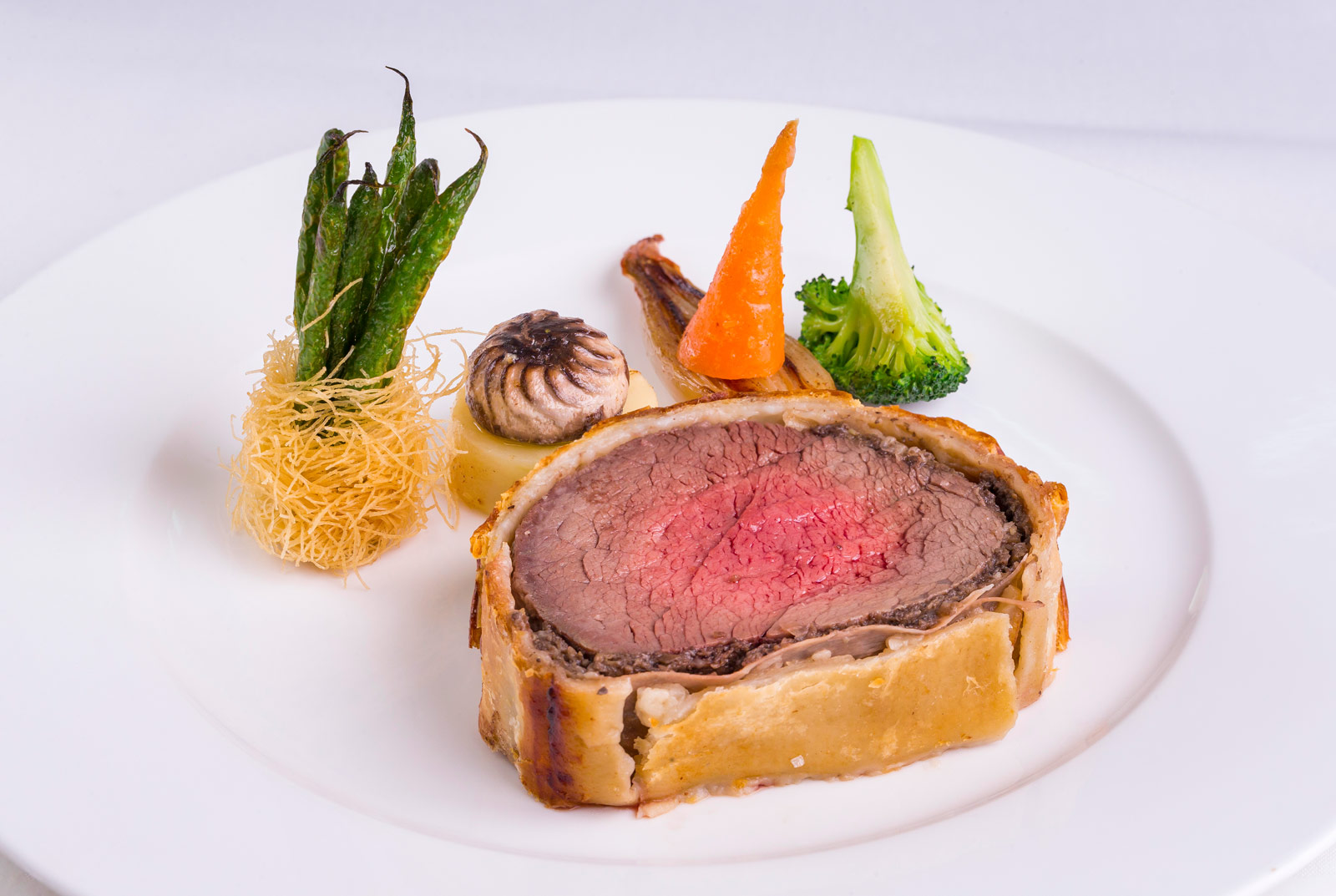 Dine Like A King On A Cunard Queen 14