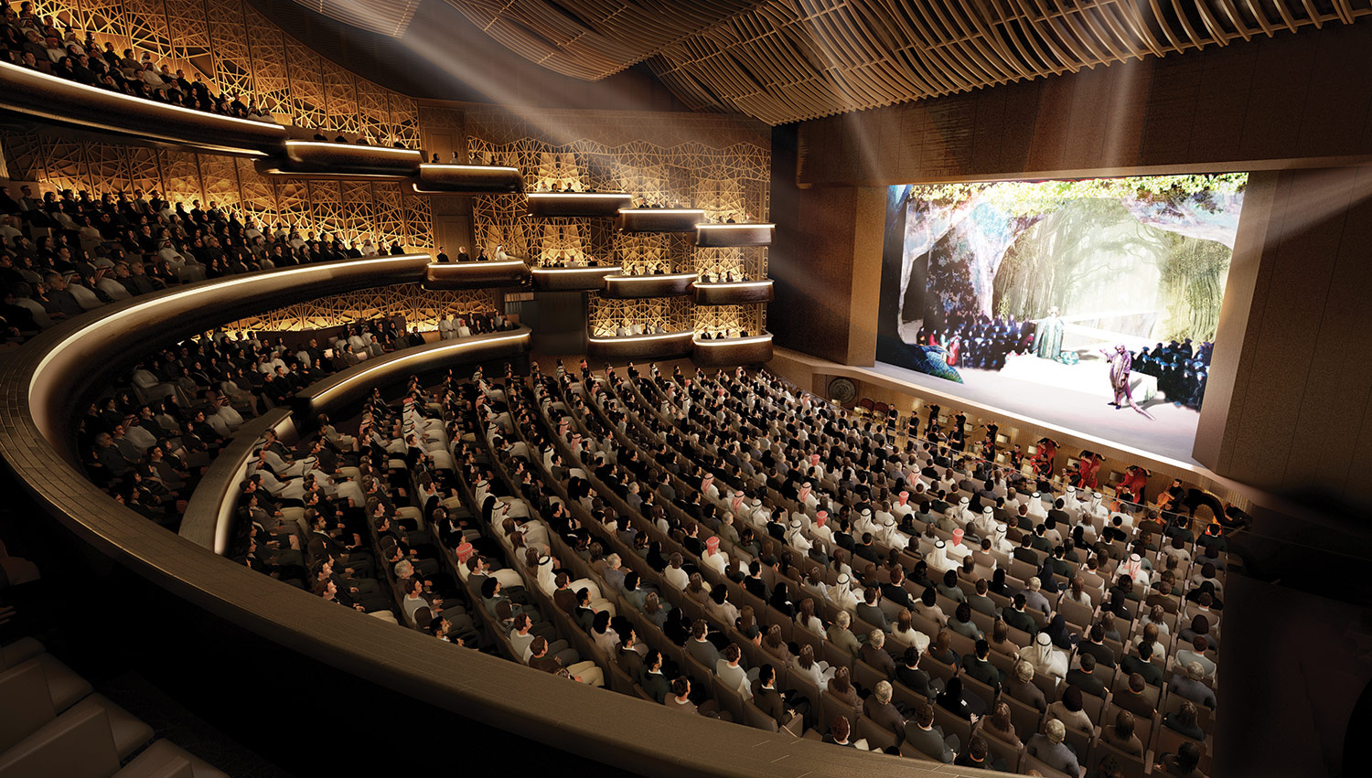 Emaar Launches Dubai's Opera District At Harrods Of London