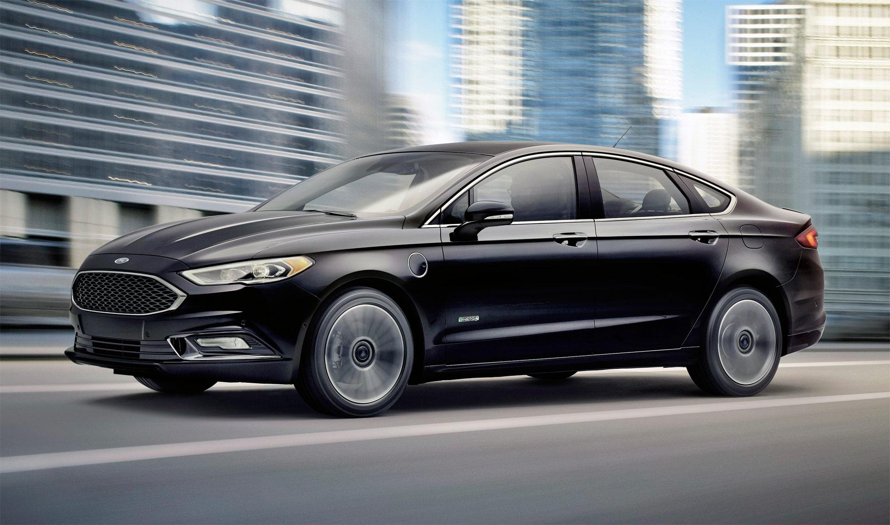 Ford 2017 Fusion Energi