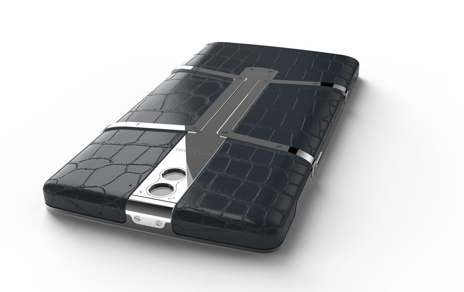 The Goldvish Eclipse Ultra-Premium Luxury Mobile Phone