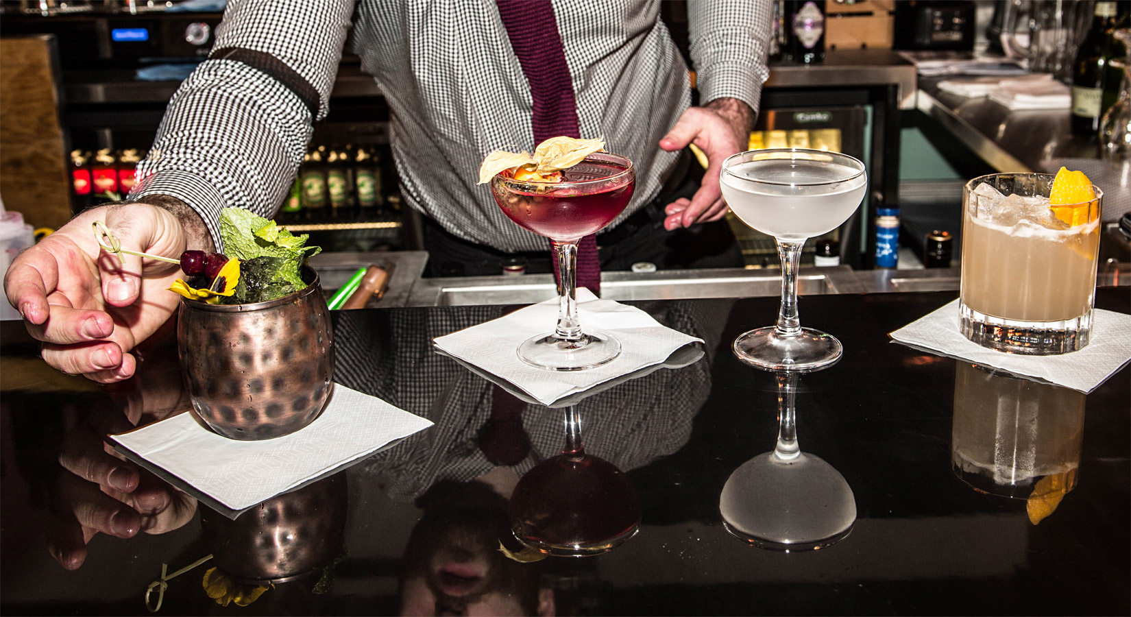 This is a restaurant for every occasion – brunch with friends, casual after-work cocktails or date night with your partner