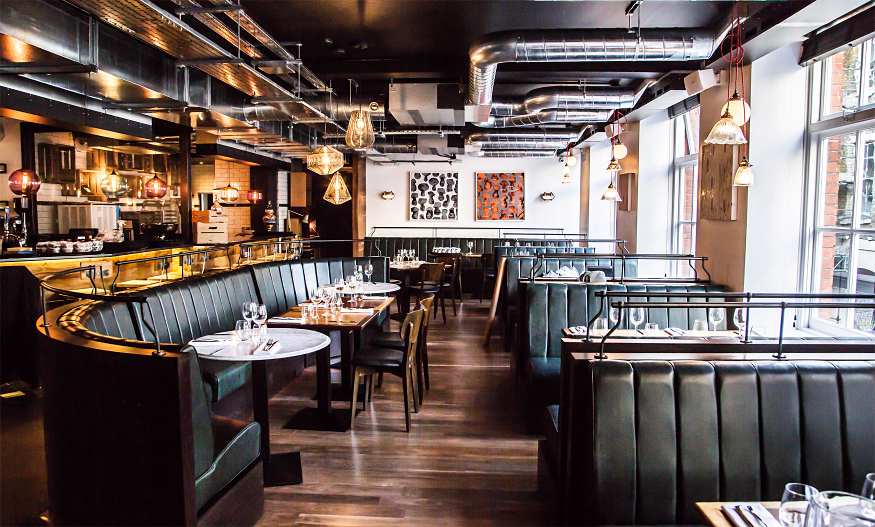 Heddon Street Kitchen – Delightful, Cool And A Restaurant For Every Occasion