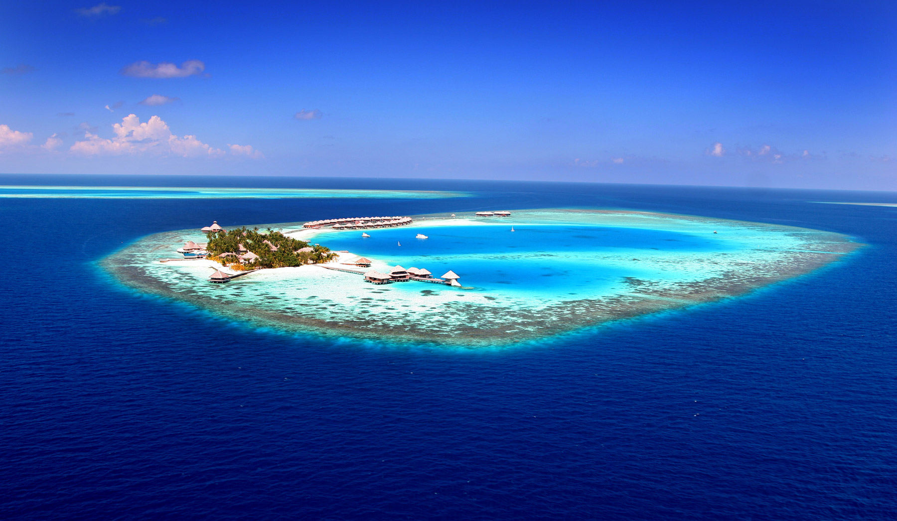 A Dream Destination: Floating On Heaven At Huvafen Fushi 7