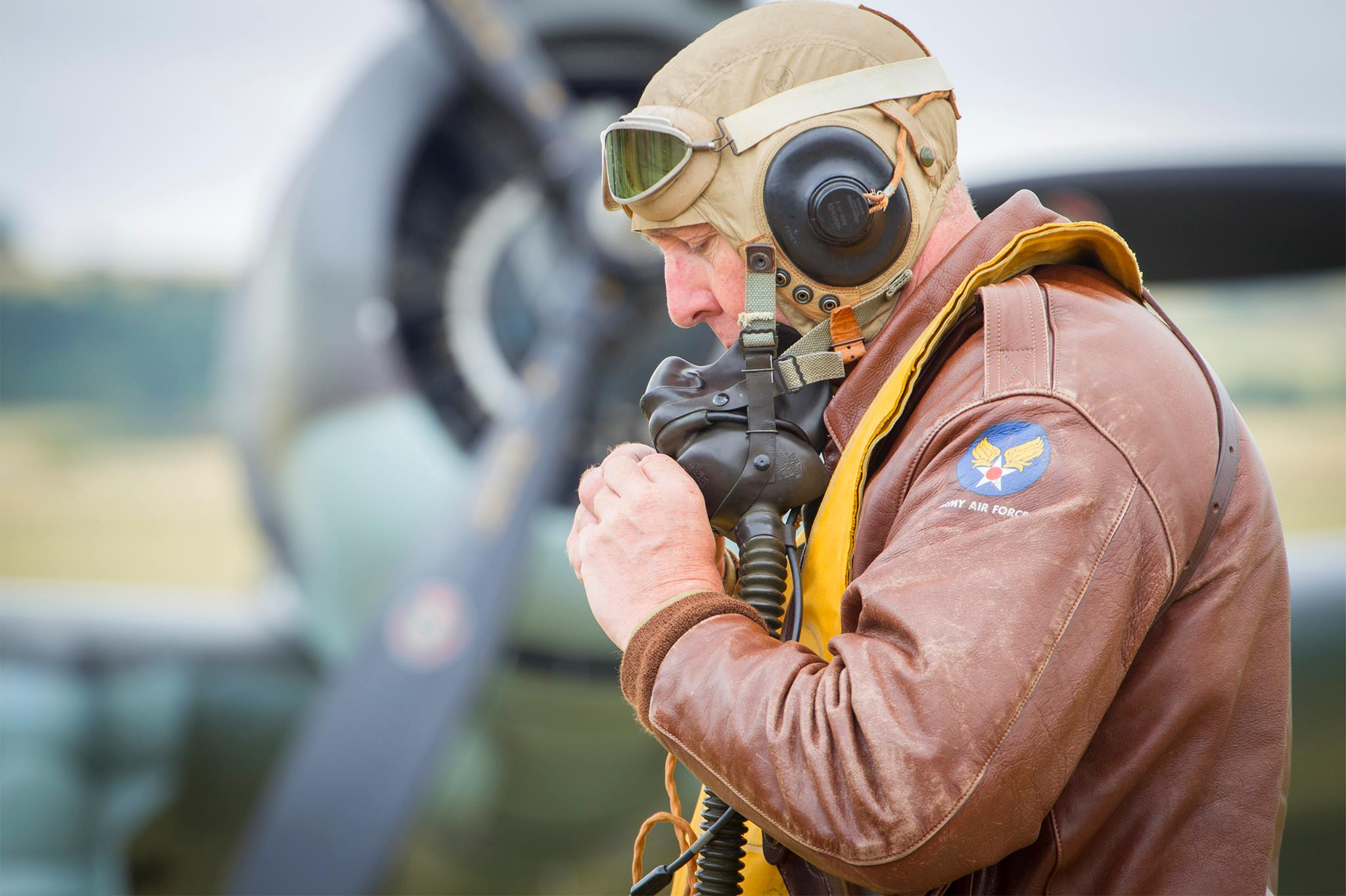 Cutting-edge aviation technology on show at IWM Duxford's American Air Show