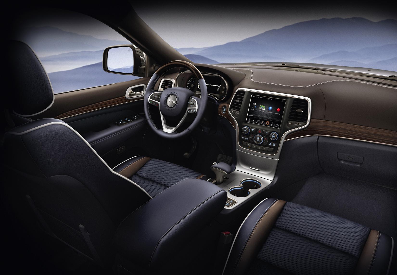jeep grand cherokee 3 0 v6 crd overland road test. Black Bedroom Furniture Sets. Home Design Ideas