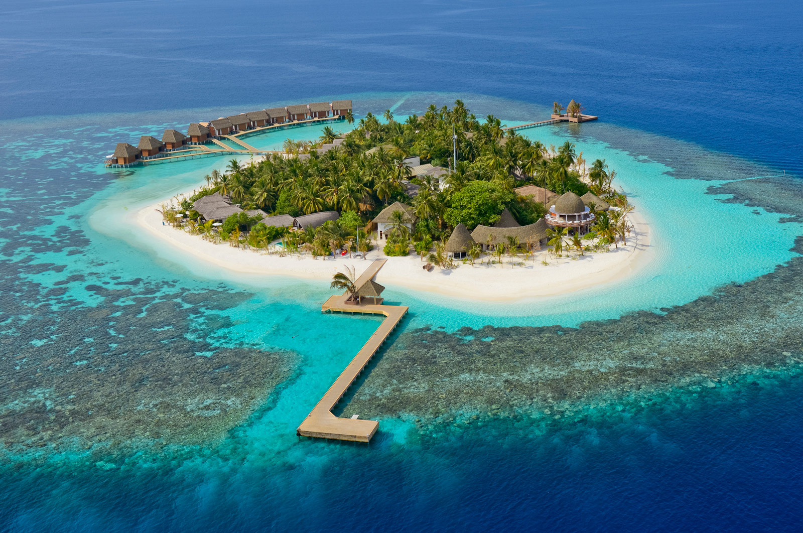 The Paradise Retreat Called Kandolhu Island