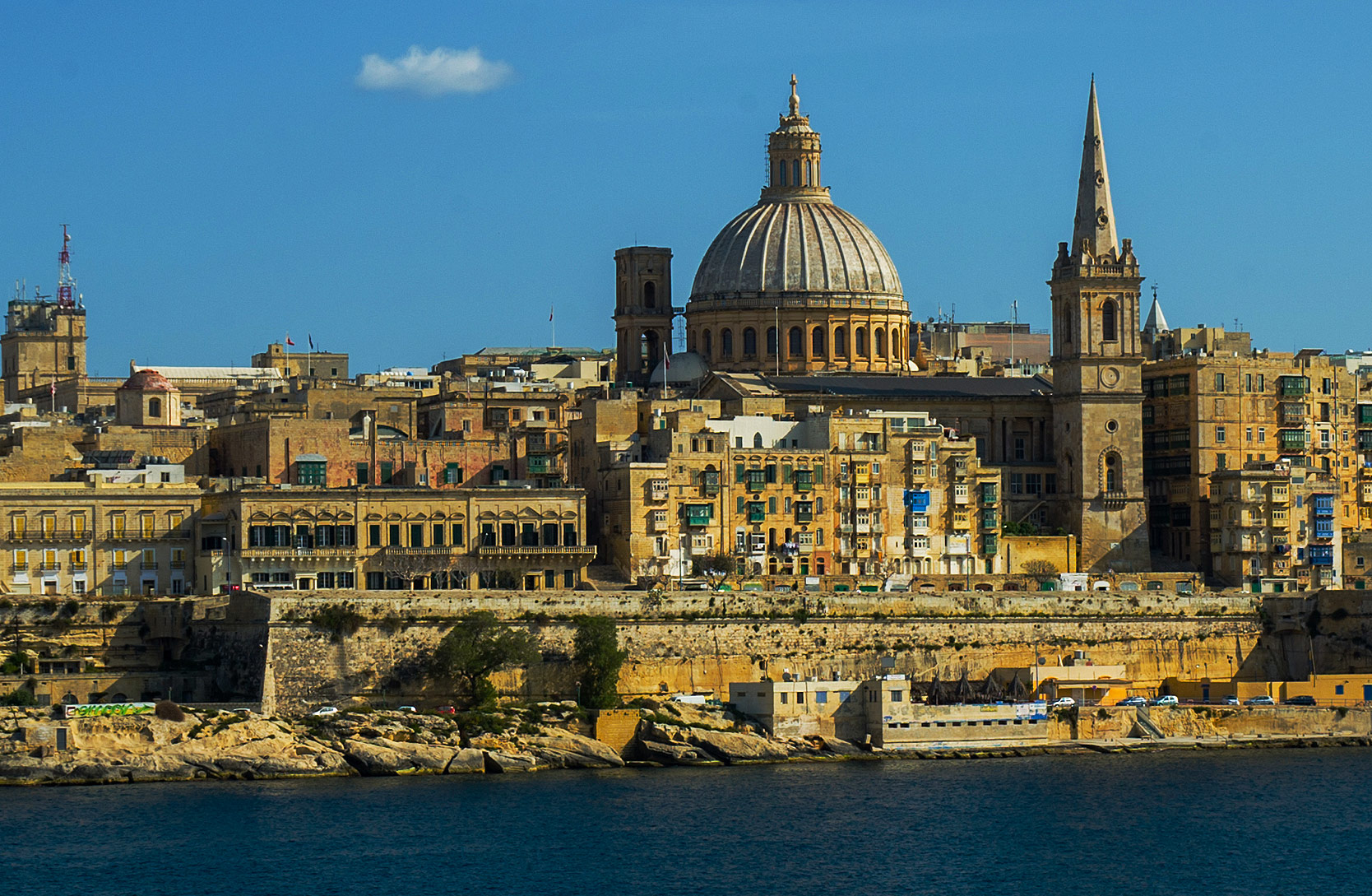 Malta boasts some extraordinary architecture