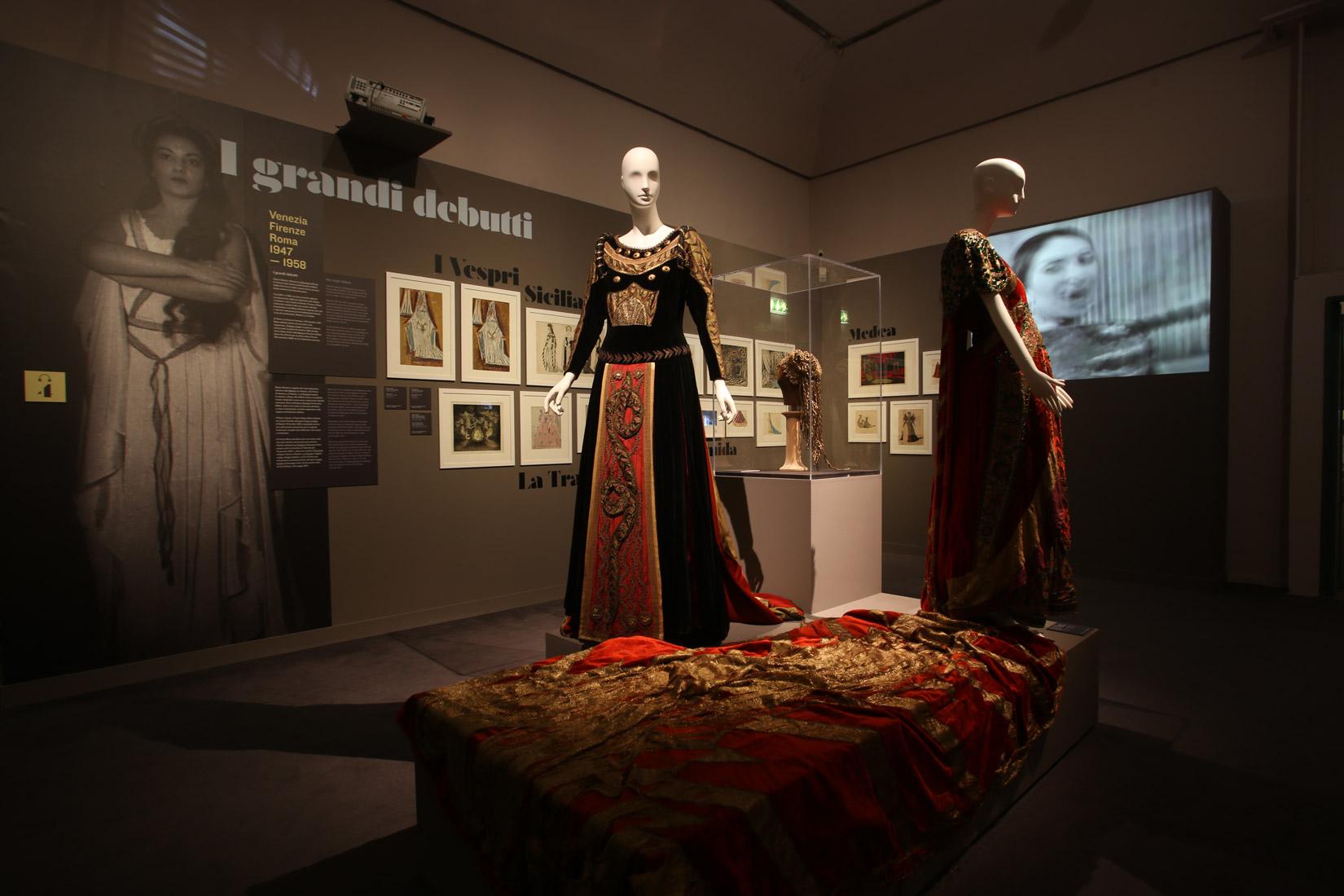 La Divina Maria Callas – The Exhibition