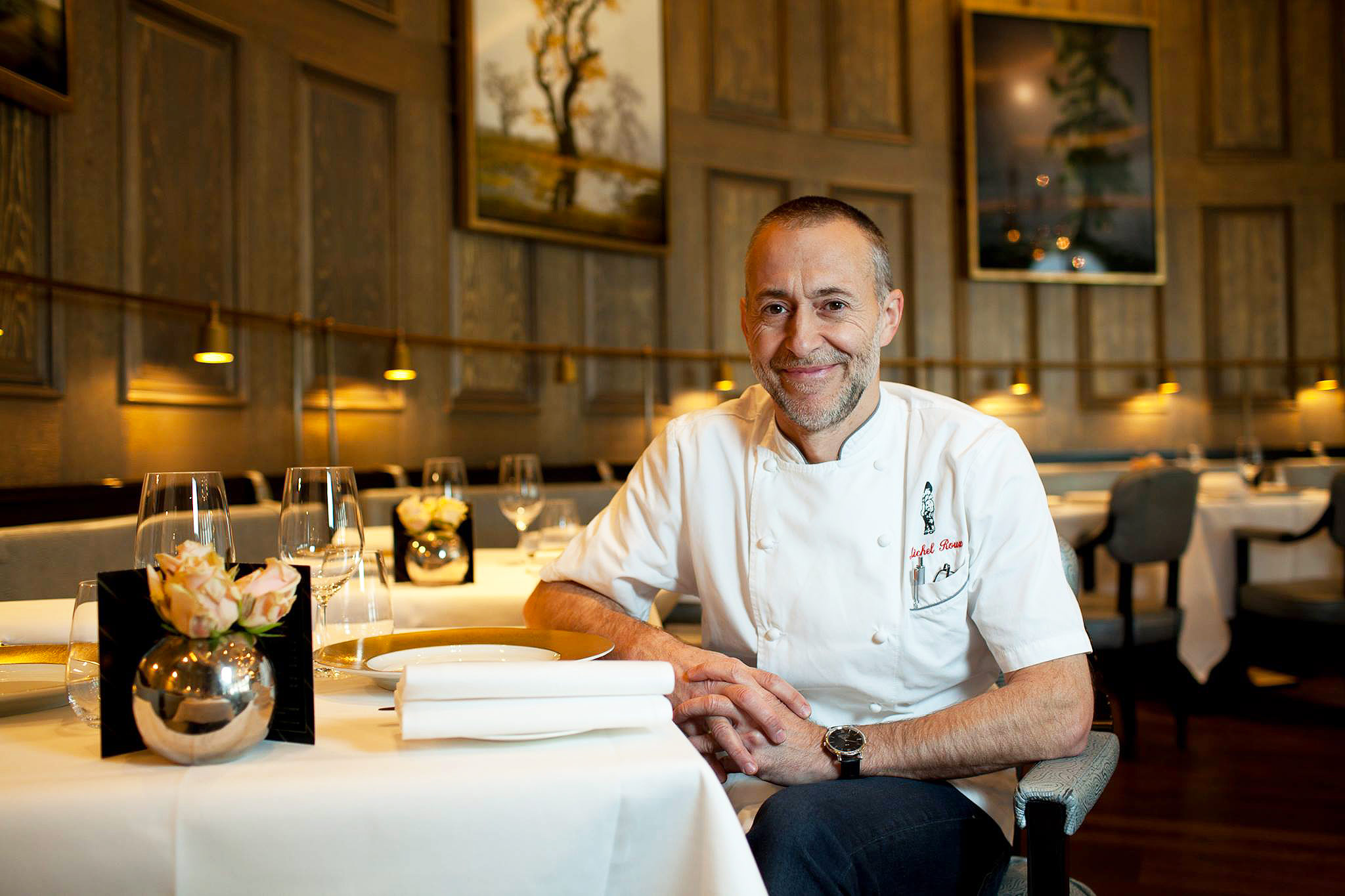 Top-Notch Cuisine And Impeccable Service At The Roux at the Landau
