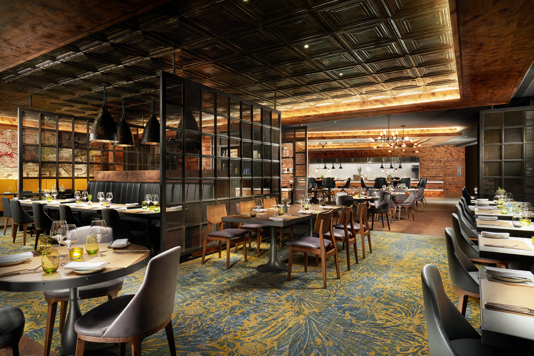 OXBO Bankside: Fine-Dining With A Difference